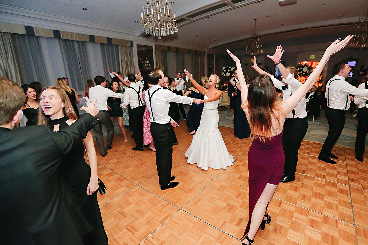 Kaitlin Garret Columbia Club Indianapolis Wedding 390