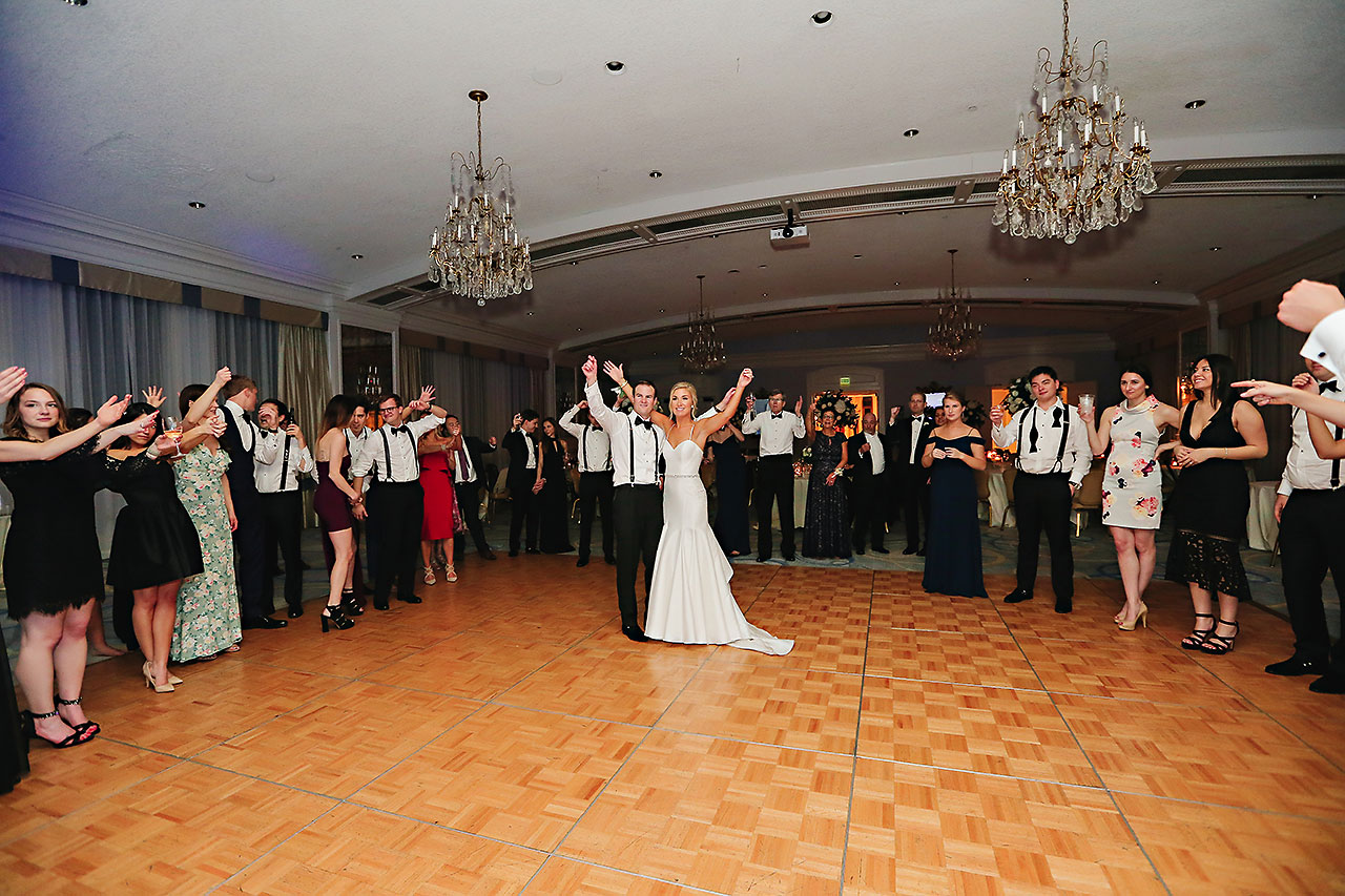 Kaitlin Garret Columbia Club Indianapolis Wedding 389