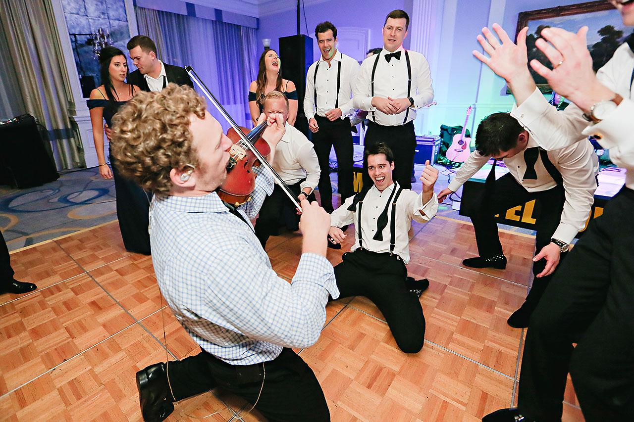 Kaitlin Garret Columbia Club Indianapolis Wedding 388