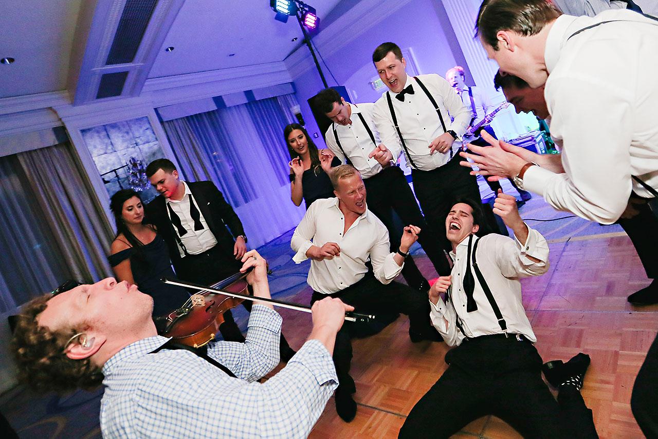 Kaitlin Garret Columbia Club Indianapolis Wedding 387