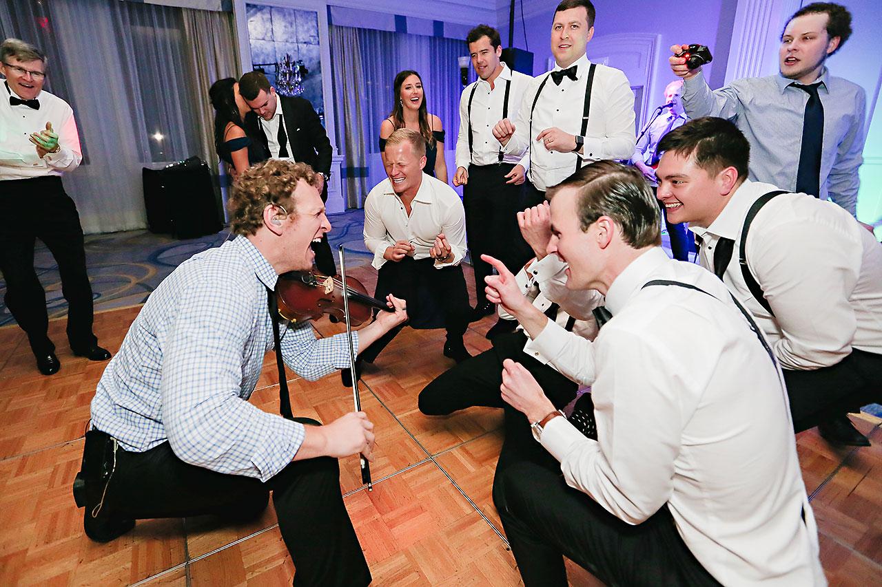 Kaitlin Garret Columbia Club Indianapolis Wedding 385