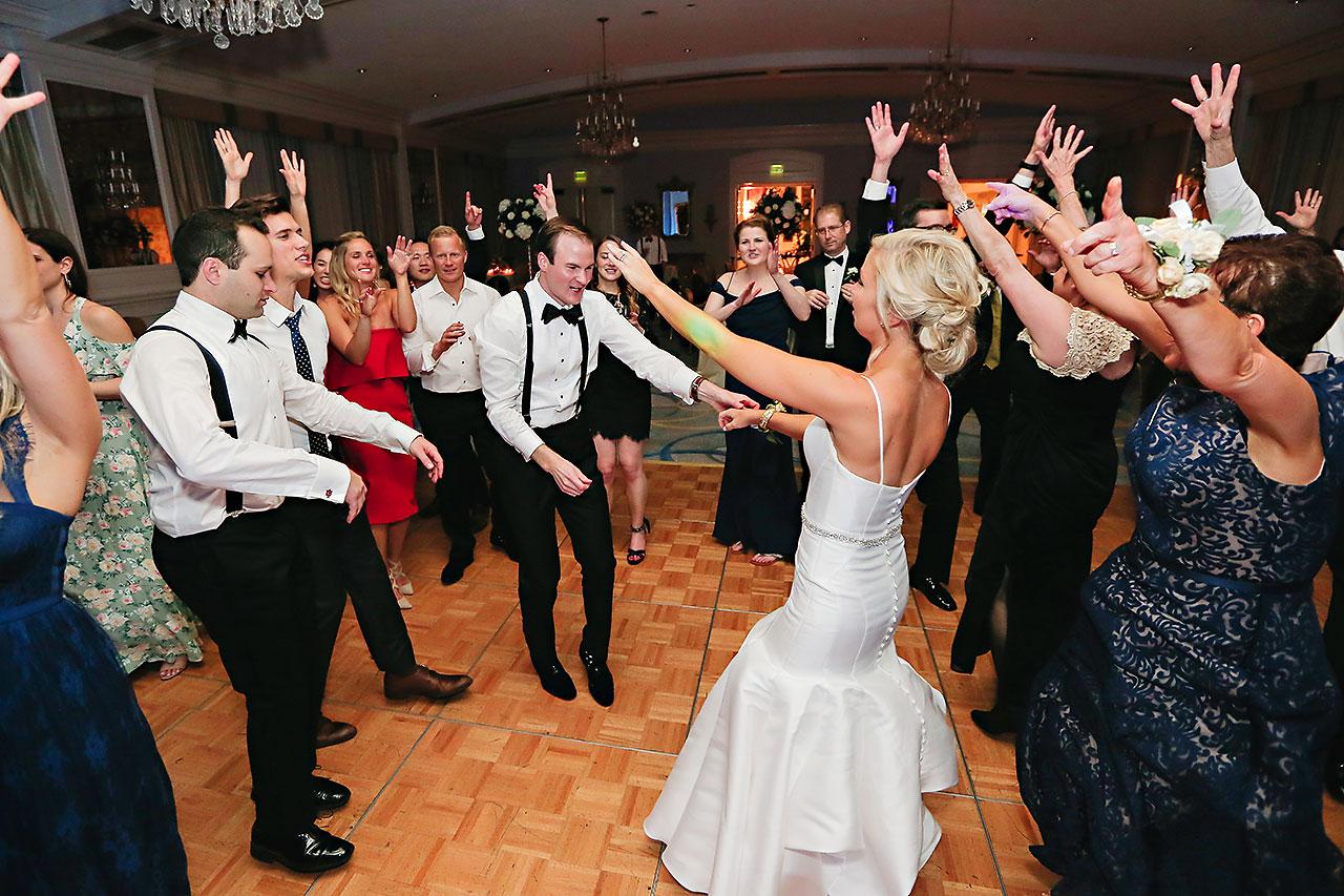 Kaitlin Garret Columbia Club Indianapolis Wedding 380