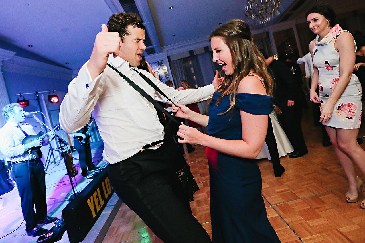 Kaitlin Garret Columbia Club Indianapolis Wedding 376