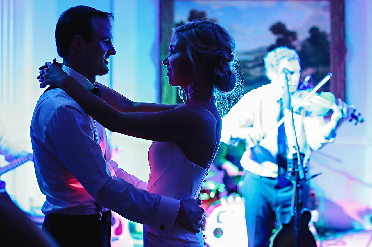 Kaitlin Garret Columbia Club Indianapolis Wedding 374