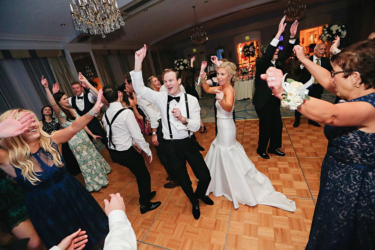 Kaitlin Garret Columbia Club Indianapolis Wedding 371