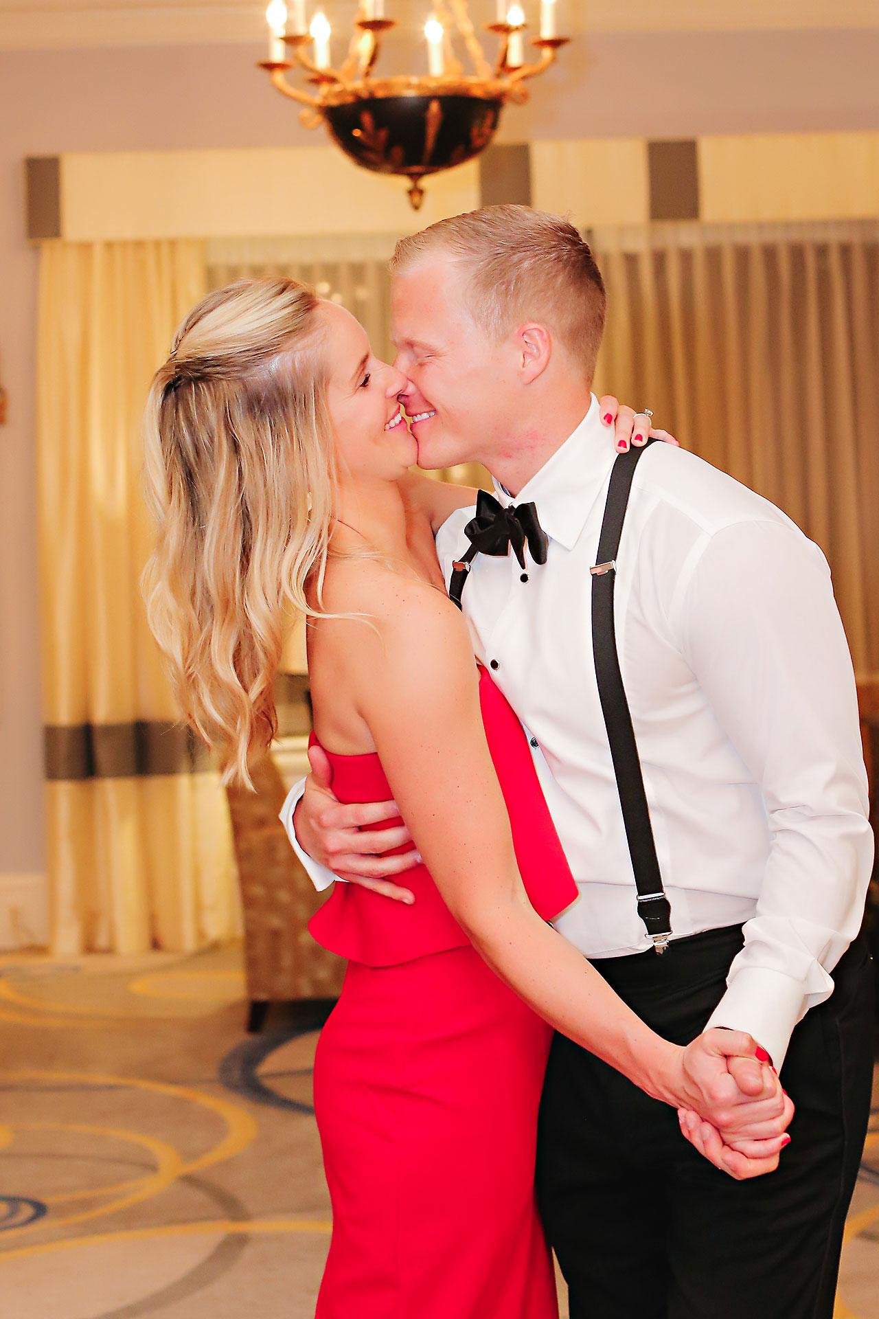 Kaitlin Garret Columbia Club Indianapolis Wedding 367