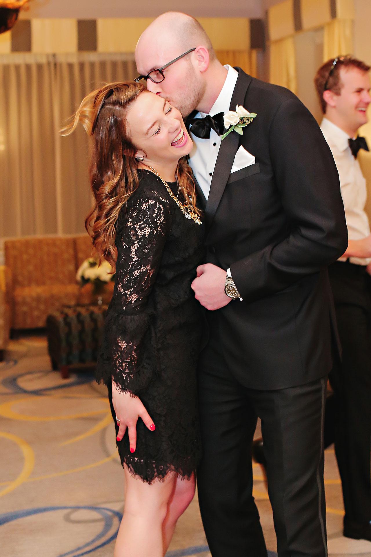 Kaitlin Garret Columbia Club Indianapolis Wedding 369