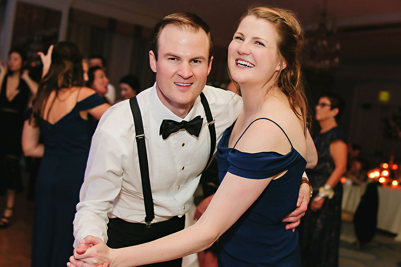 Kaitlin Garret Columbia Club Indianapolis Wedding 365