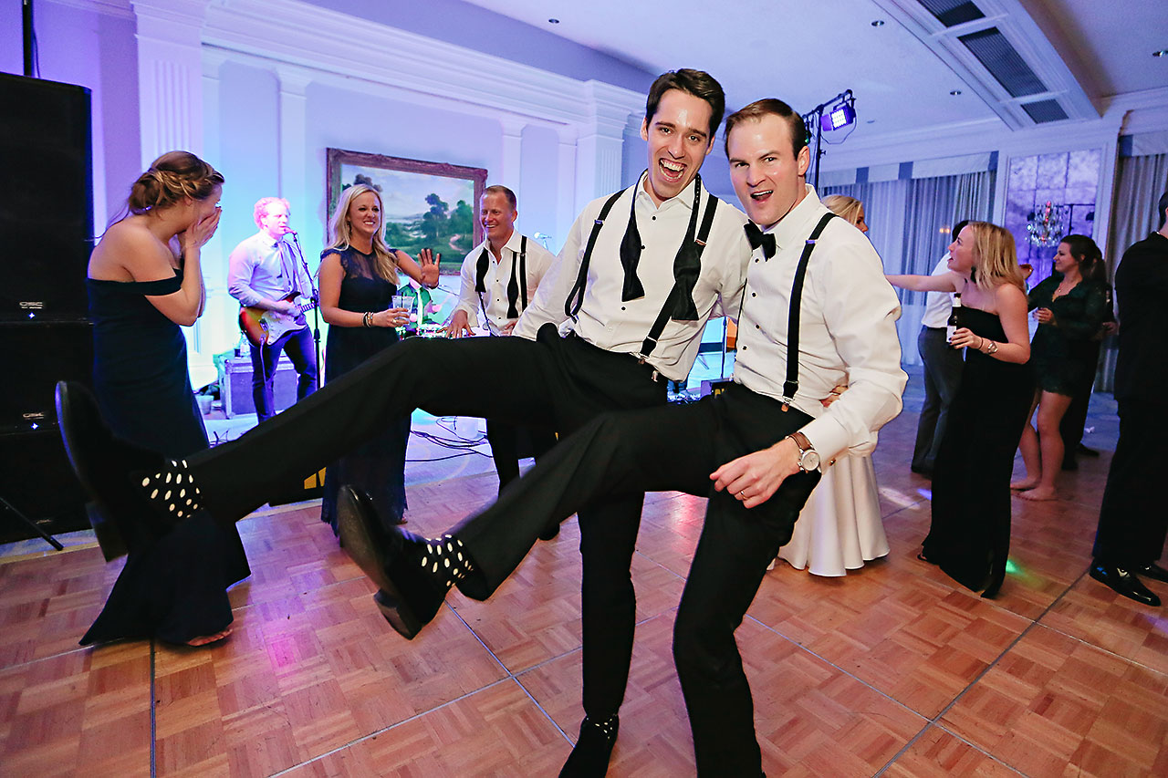 Kaitlin Garret Columbia Club Indianapolis Wedding 366