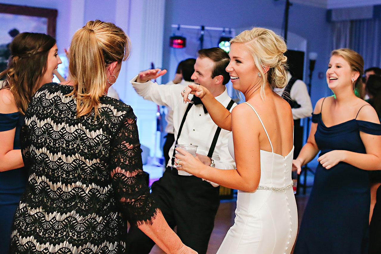 Kaitlin Garret Columbia Club Indianapolis Wedding 364