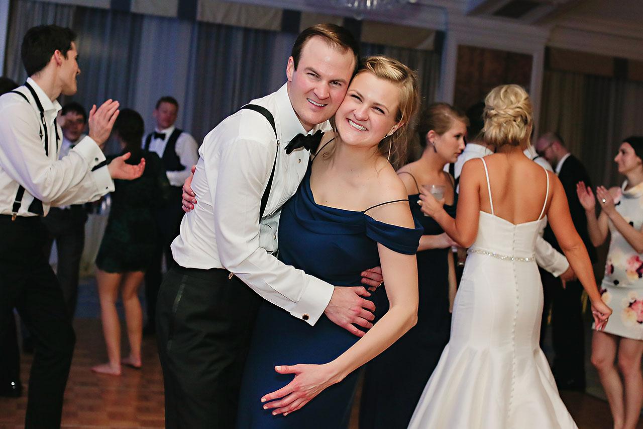 Kaitlin Garret Columbia Club Indianapolis Wedding 354
