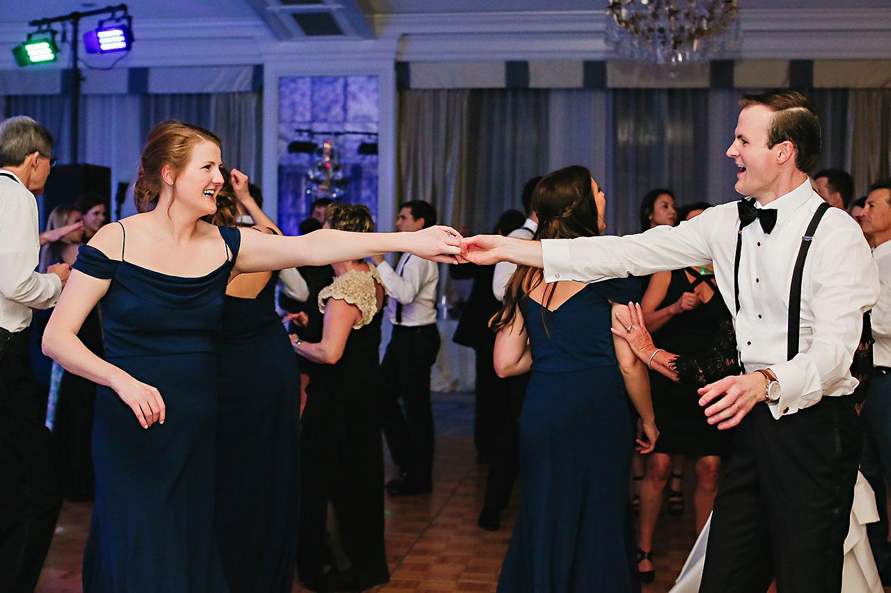 Kaitlin Garret Columbia Club Indianapolis Wedding 352