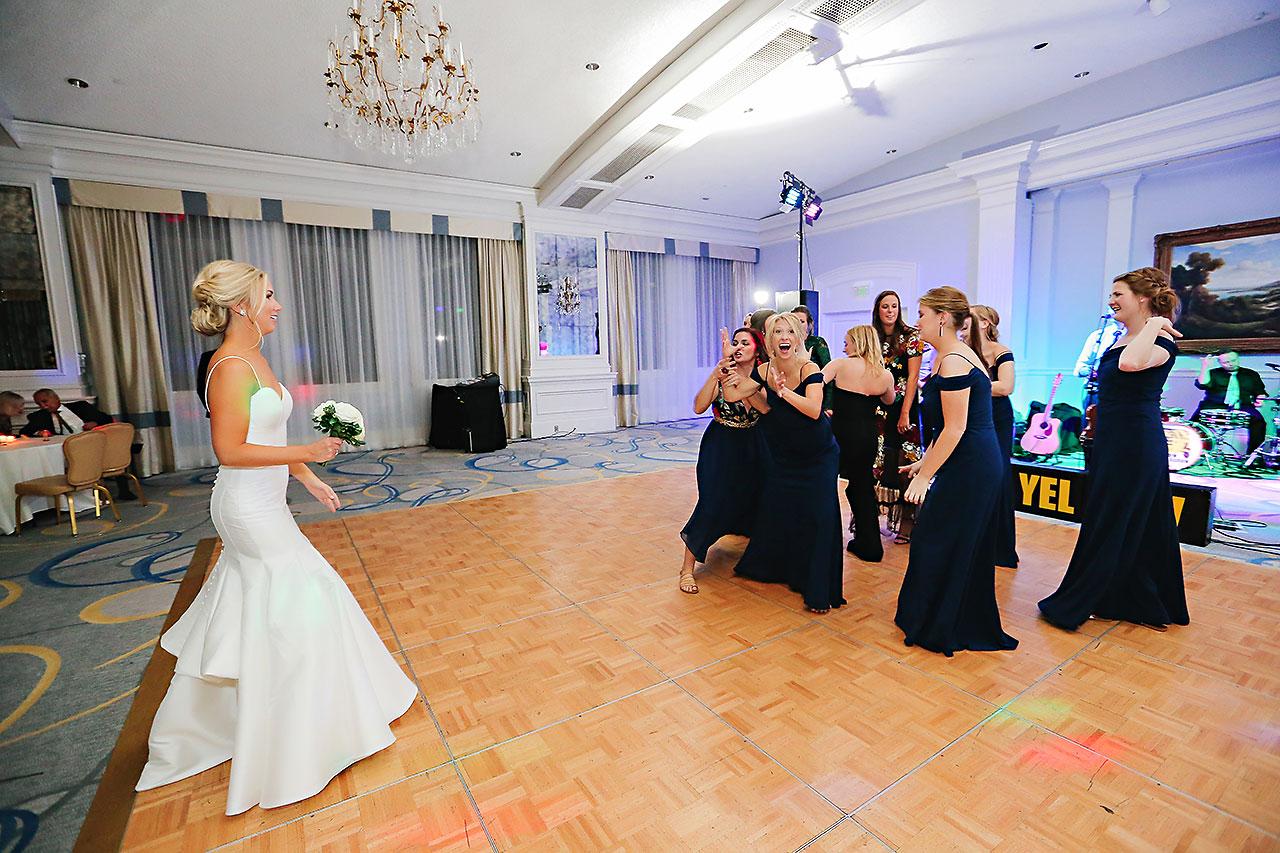 Kaitlin Garret Columbia Club Indianapolis Wedding 348