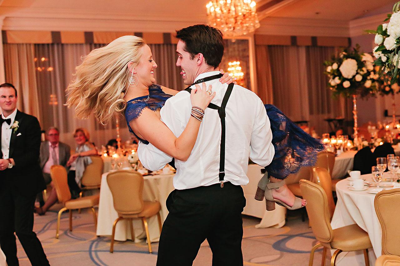 Kaitlin Garret Columbia Club Indianapolis Wedding 339
