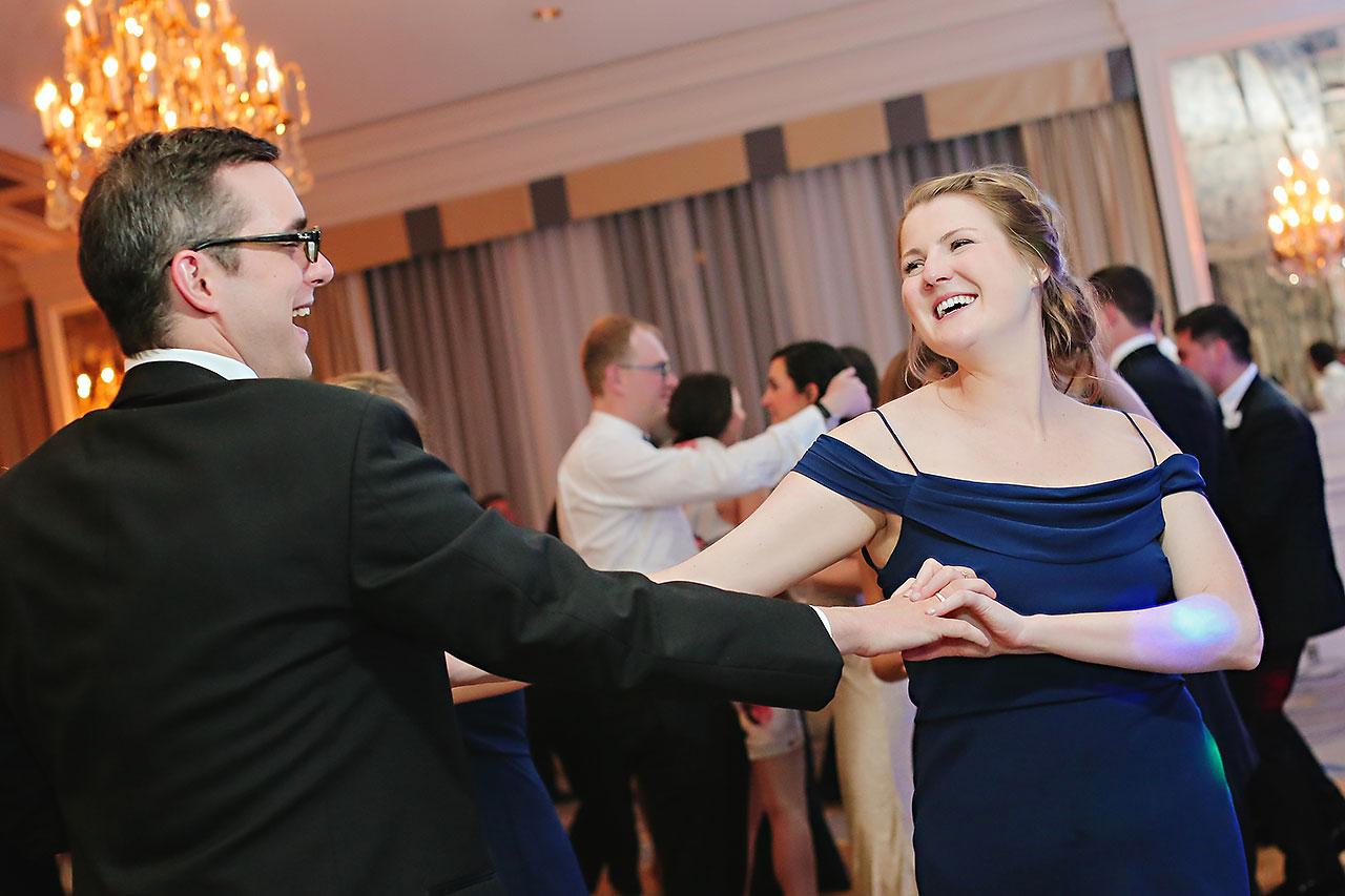 Kaitlin Garret Columbia Club Indianapolis Wedding 336