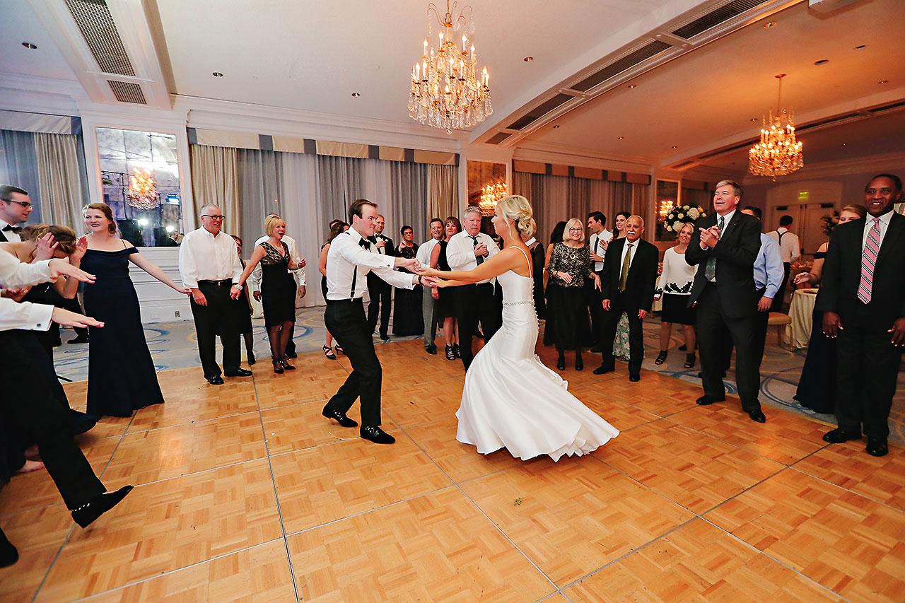 Kaitlin Garret Columbia Club Indianapolis Wedding 337