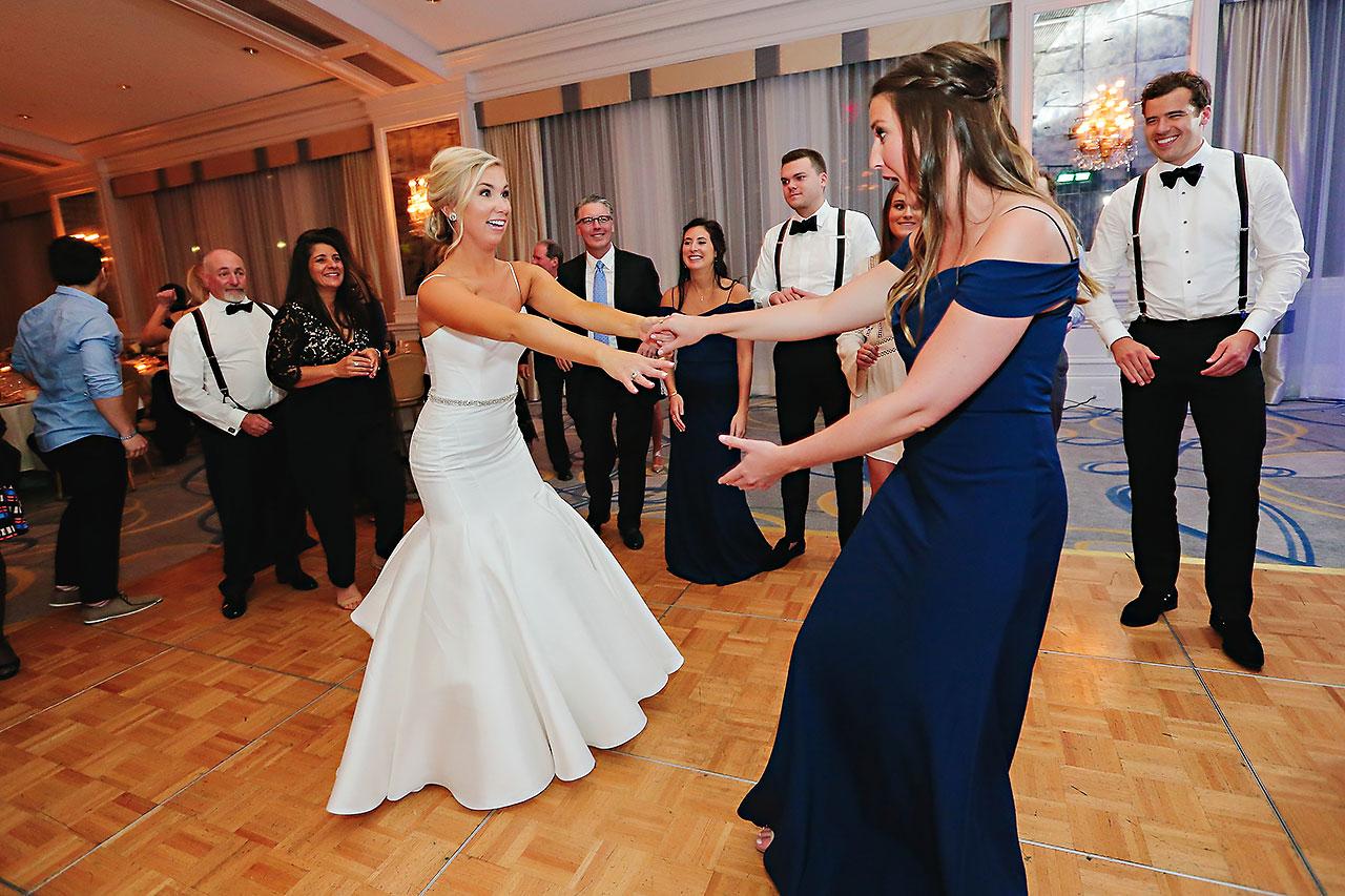 Kaitlin Garret Columbia Club Indianapolis Wedding 333