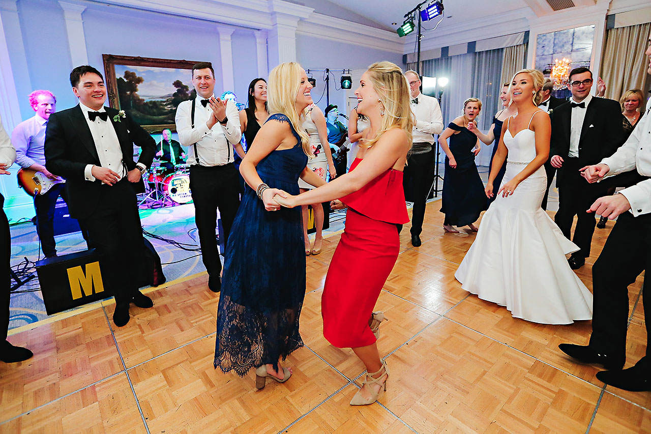 Kaitlin Garret Columbia Club Indianapolis Wedding 325