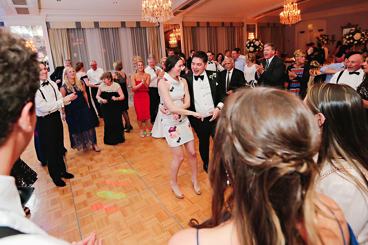 Kaitlin Garret Columbia Club Indianapolis Wedding 326