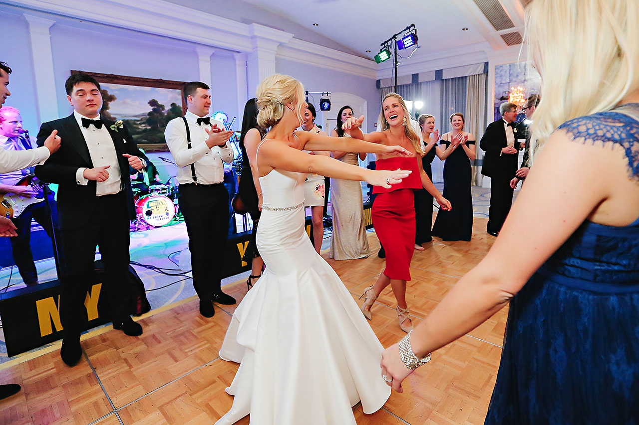 Kaitlin Garret Columbia Club Indianapolis Wedding 327