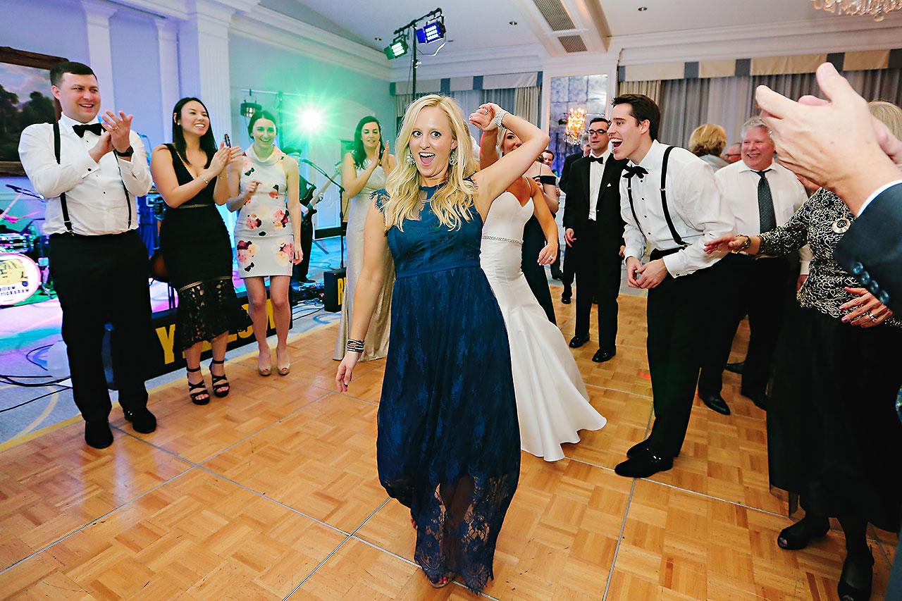 Kaitlin Garret Columbia Club Indianapolis Wedding 324