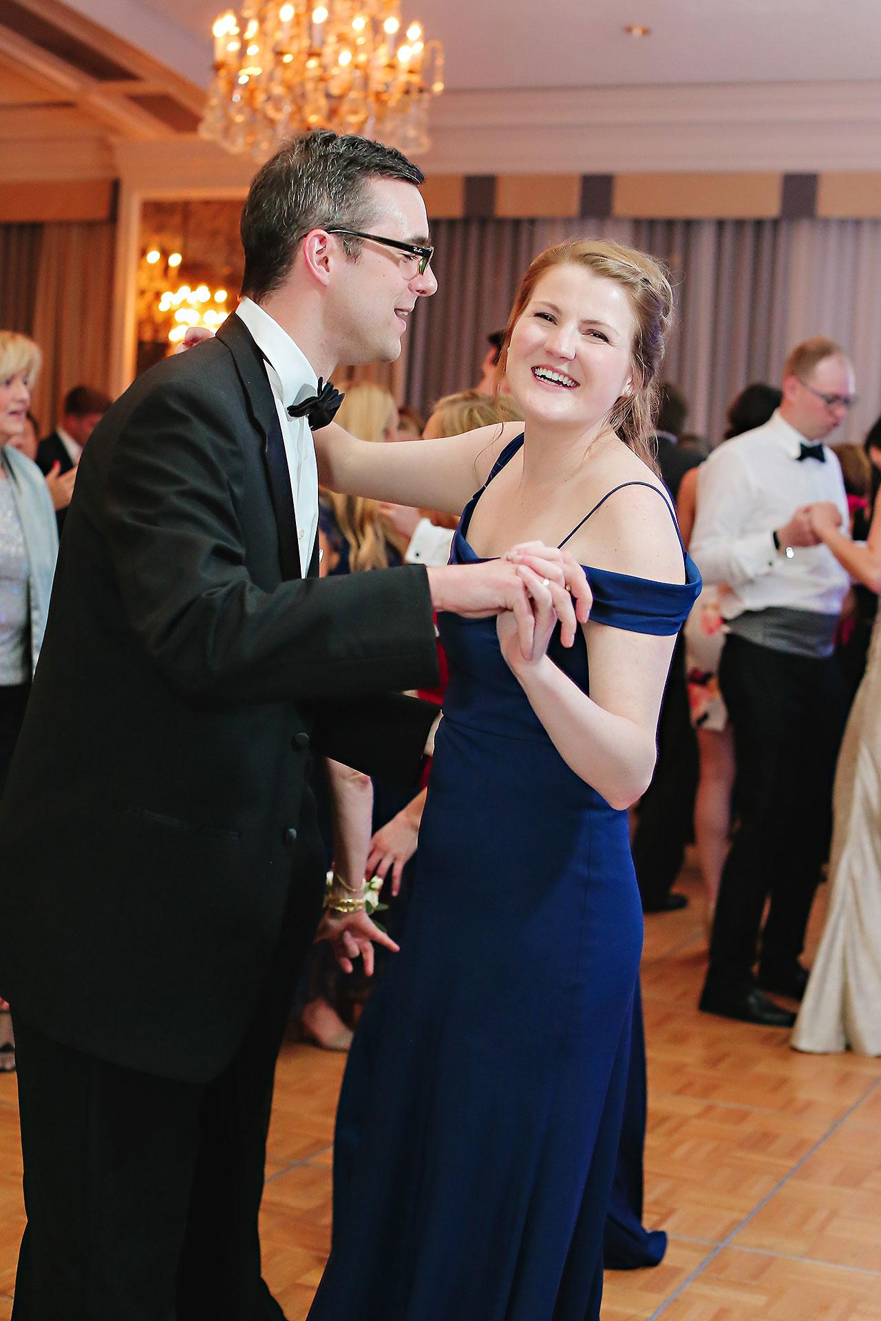 Kaitlin Garret Columbia Club Indianapolis Wedding 318