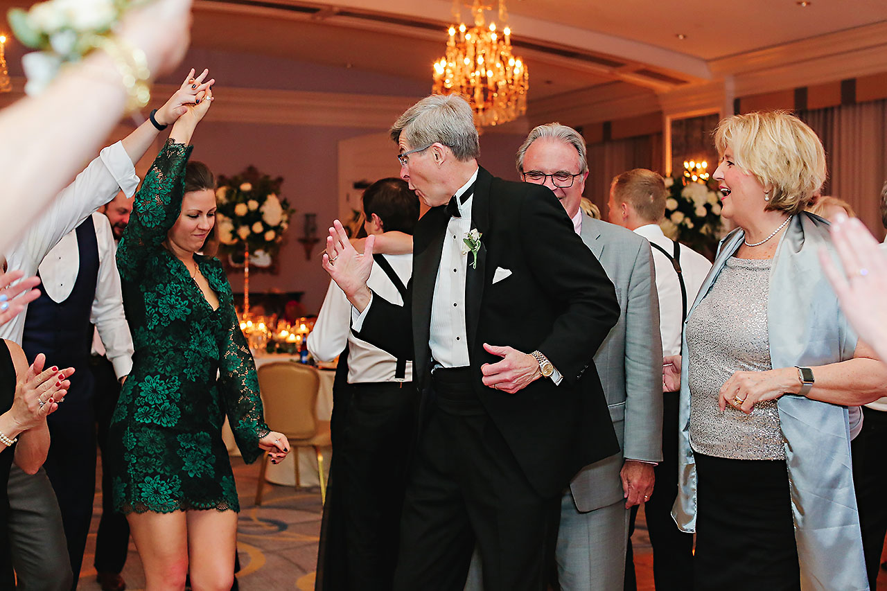 Kaitlin Garret Columbia Club Indianapolis Wedding 315