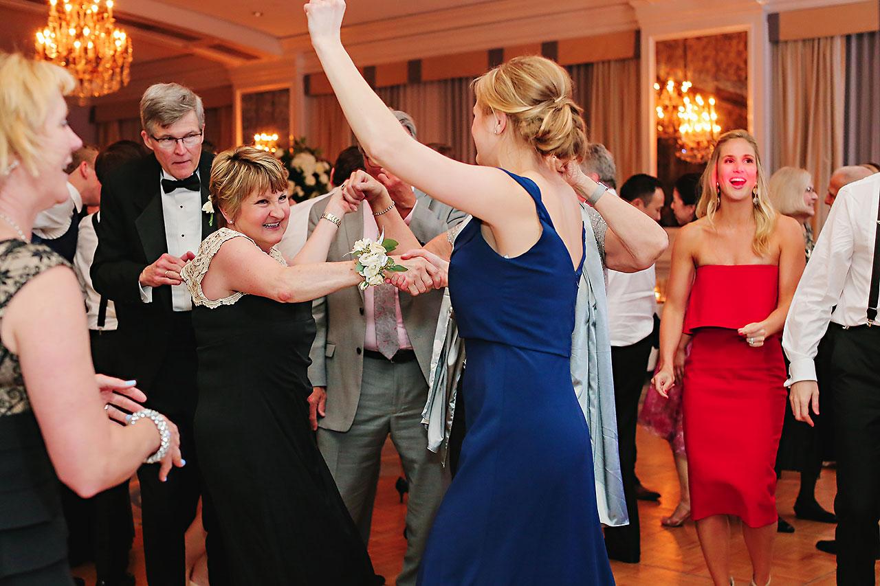 Kaitlin Garret Columbia Club Indianapolis Wedding 316