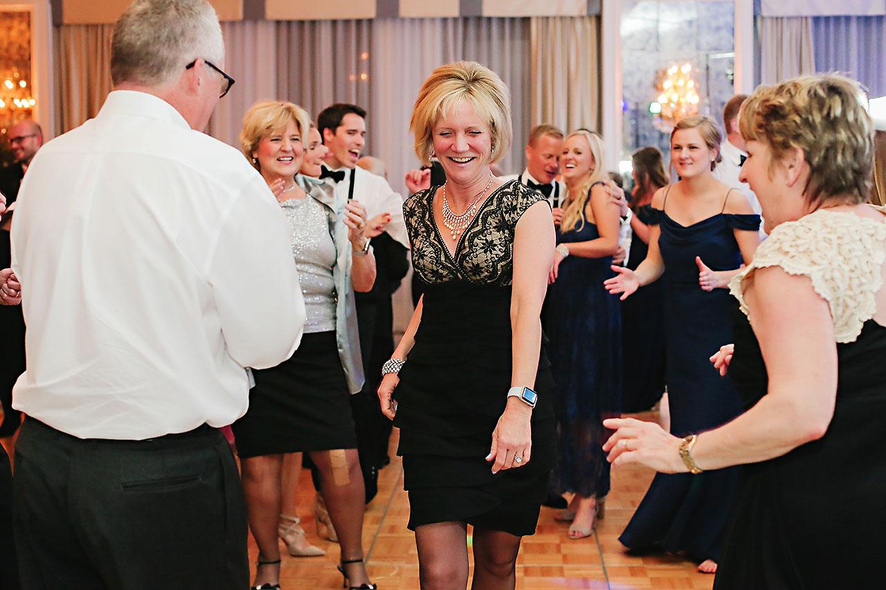 Kaitlin Garret Columbia Club Indianapolis Wedding 314