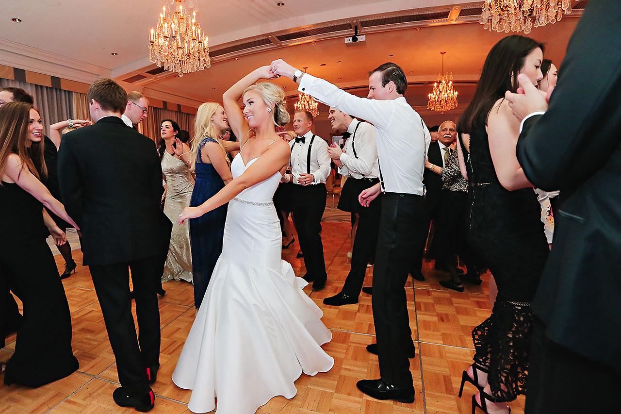 Kaitlin Garret Columbia Club Indianapolis Wedding 310