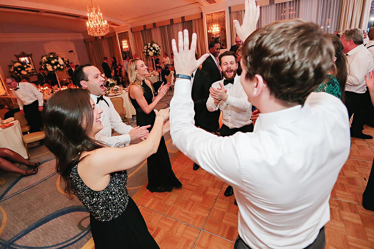 Kaitlin Garret Columbia Club Indianapolis Wedding 305