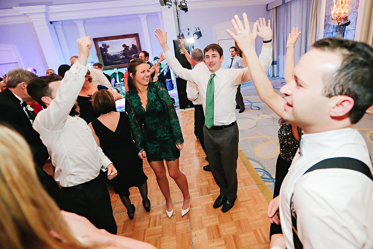 Kaitlin Garret Columbia Club Indianapolis Wedding 306