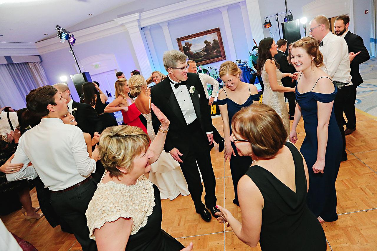 Kaitlin Garret Columbia Club Indianapolis Wedding 301