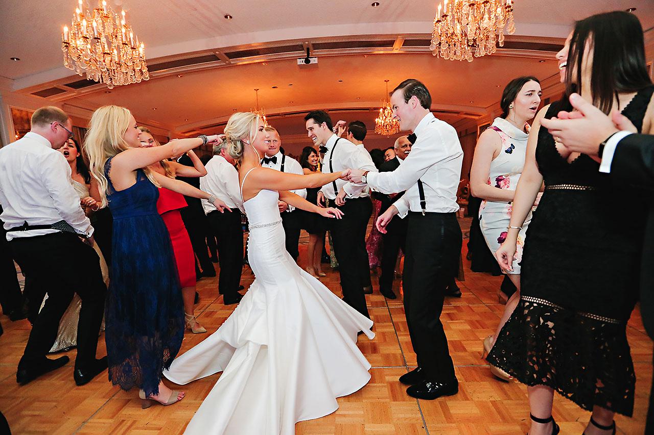 Kaitlin Garret Columbia Club Indianapolis Wedding 302