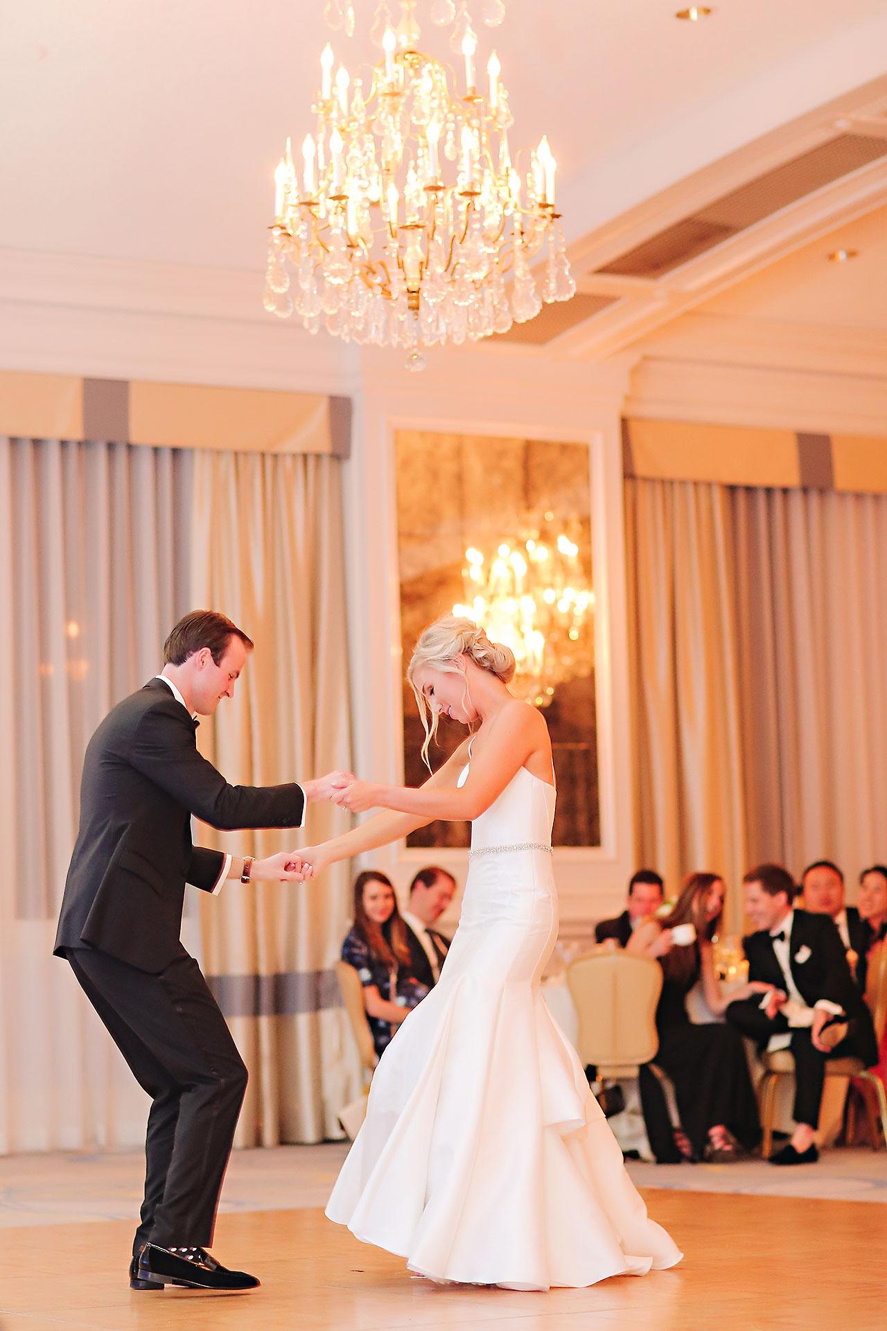 Kaitlin Garret Columbia Club Indianapolis Wedding 299