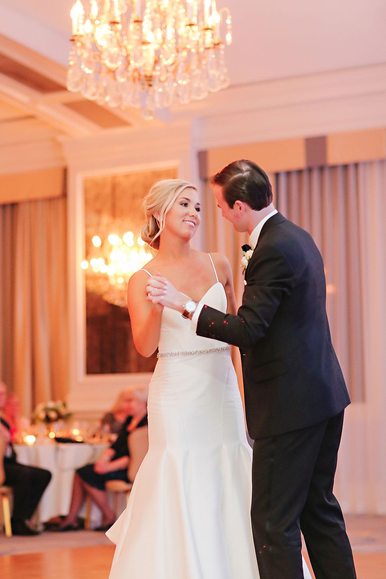 Kaitlin Garret Columbia Club Indianapolis Wedding 300