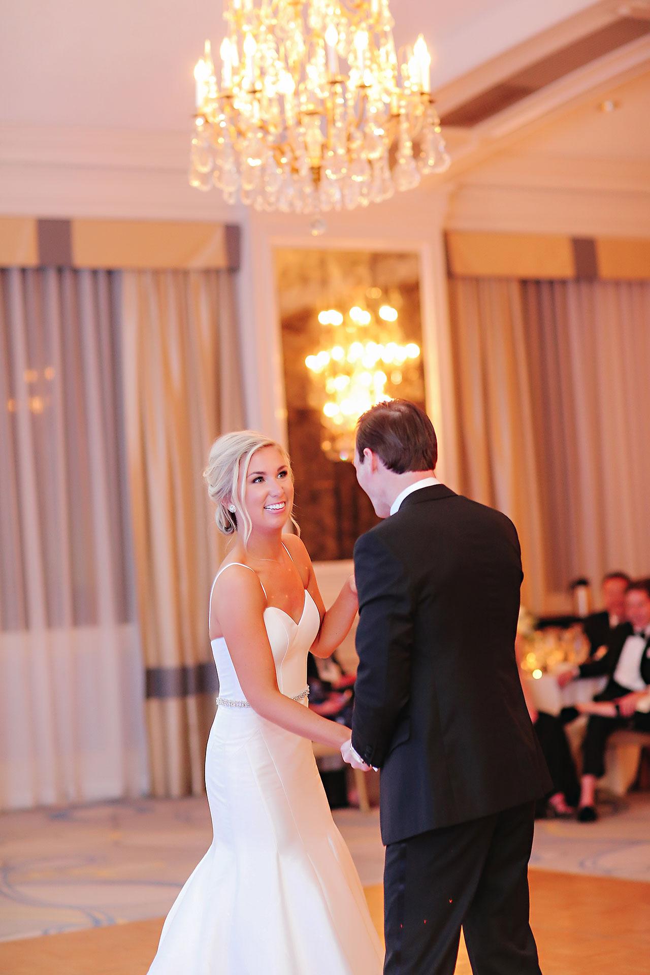 Kaitlin Garret Columbia Club Indianapolis Wedding 296