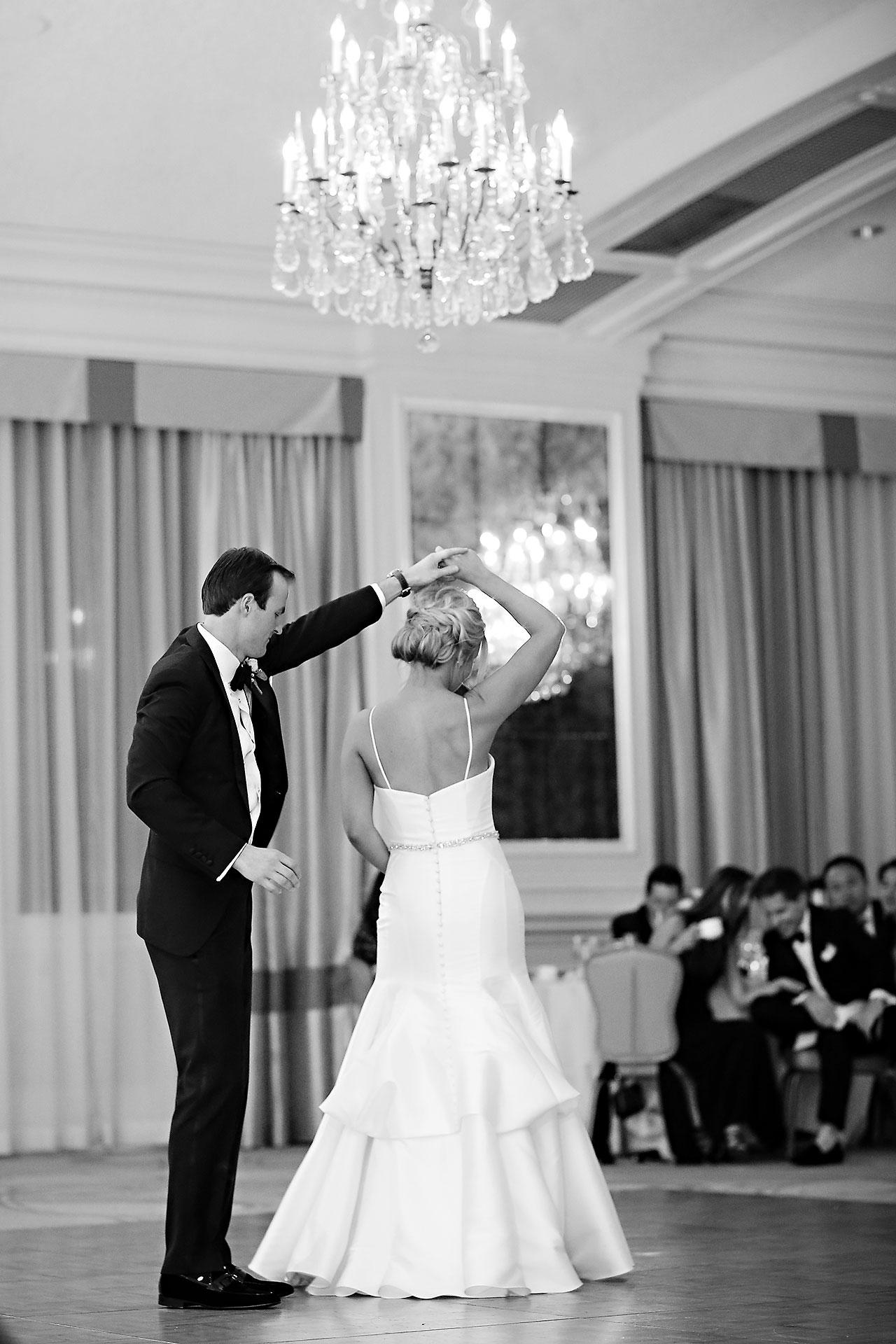 Kaitlin Garret Columbia Club Indianapolis Wedding 297