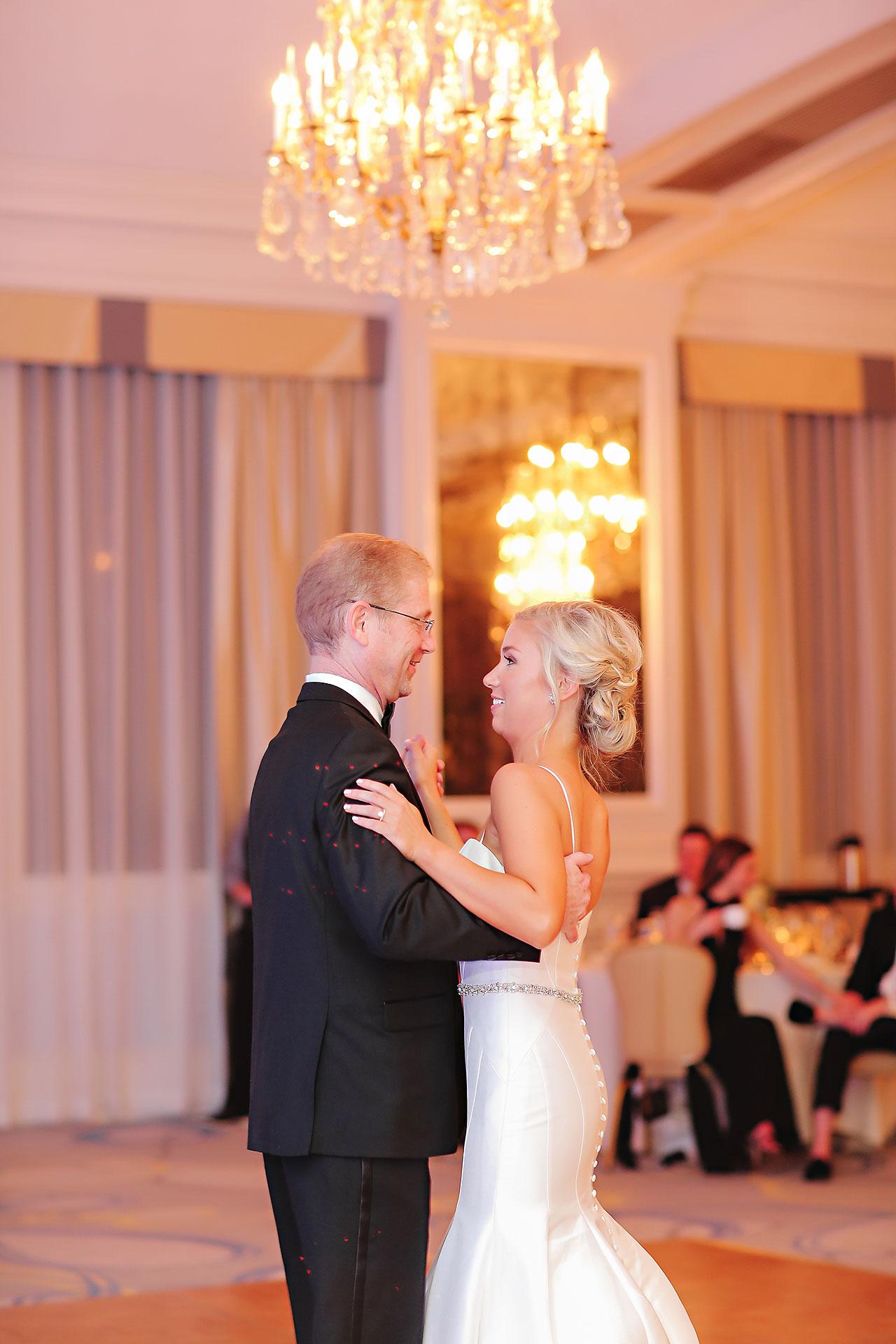 Kaitlin Garret Columbia Club Indianapolis Wedding 290