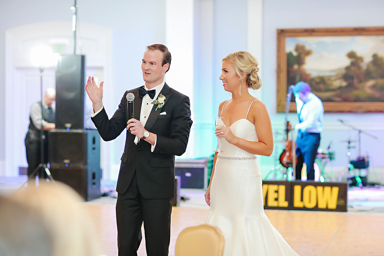 Kaitlin Garret Columbia Club Indianapolis Wedding 288
