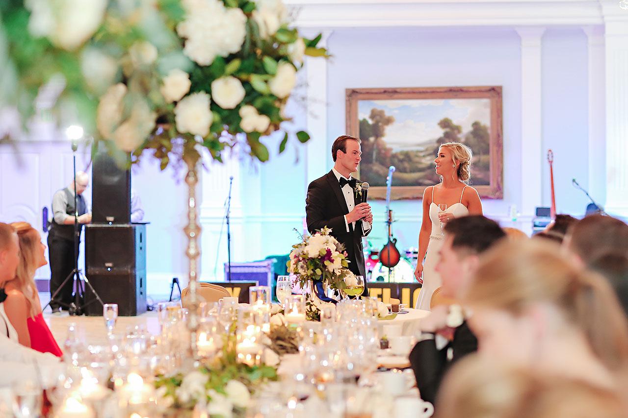 Kaitlin Garret Columbia Club Indianapolis Wedding 286