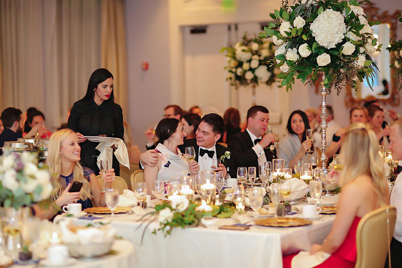 Kaitlin Garret Columbia Club Indianapolis Wedding 279