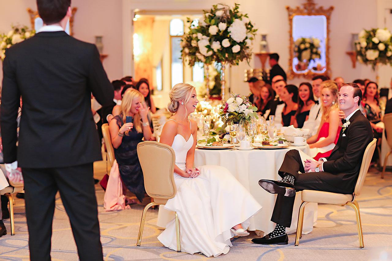 Kaitlin Garret Columbia Club Indianapolis Wedding 277