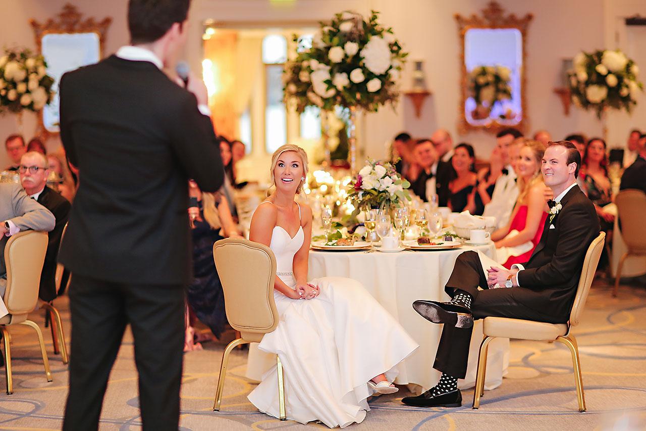 Kaitlin Garret Columbia Club Indianapolis Wedding 278