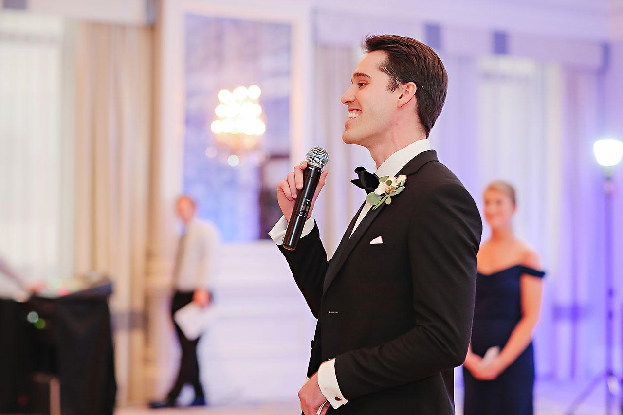 Kaitlin Garret Columbia Club Indianapolis Wedding 276