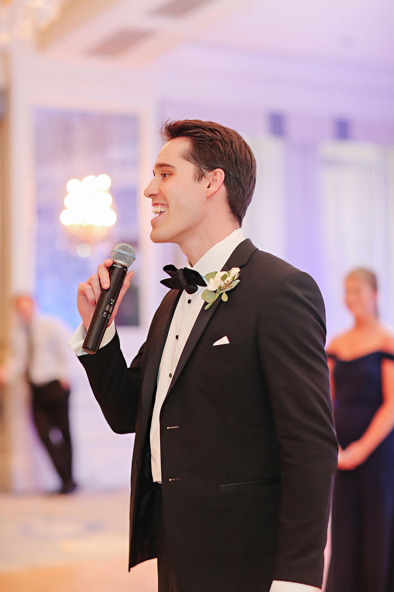 Kaitlin Garret Columbia Club Indianapolis Wedding 272