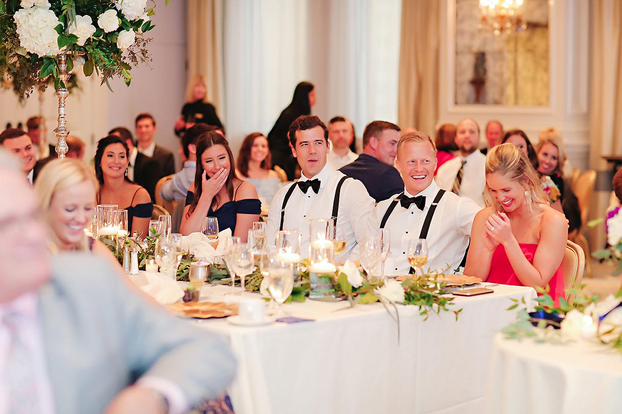 Kaitlin Garret Columbia Club Indianapolis Wedding 268