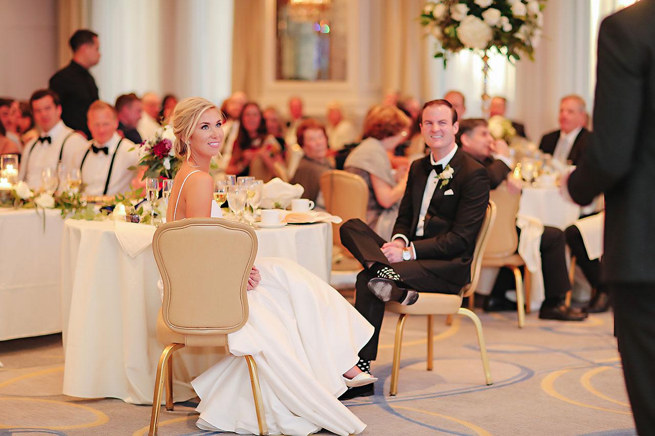 Kaitlin Garret Columbia Club Indianapolis Wedding 269