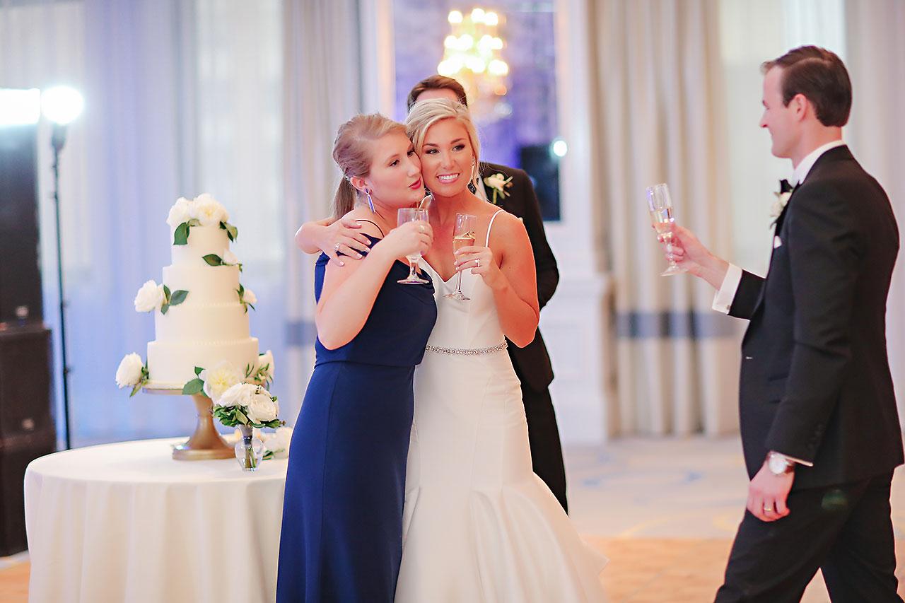 Kaitlin Garret Columbia Club Indianapolis Wedding 266