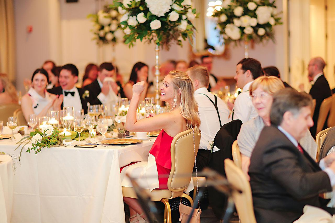 Kaitlin Garret Columbia Club Indianapolis Wedding 265